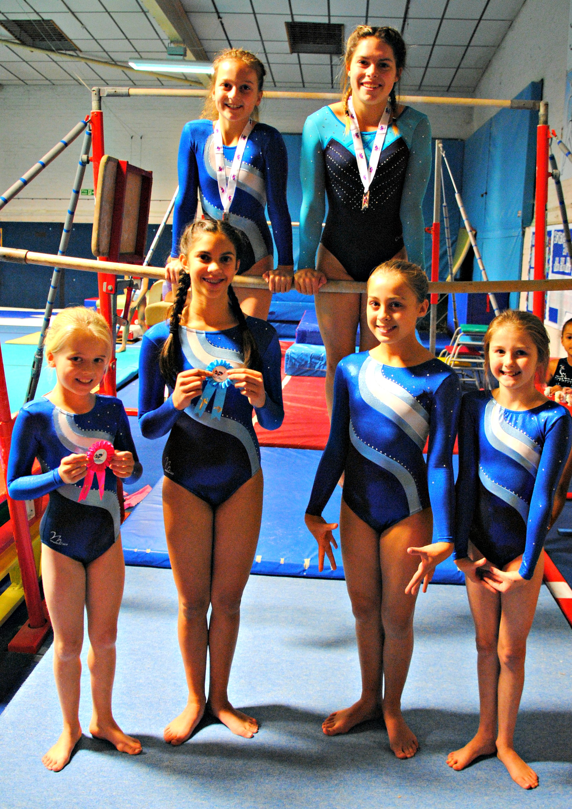 Competition Success For Dover Gymnastics Club Dover